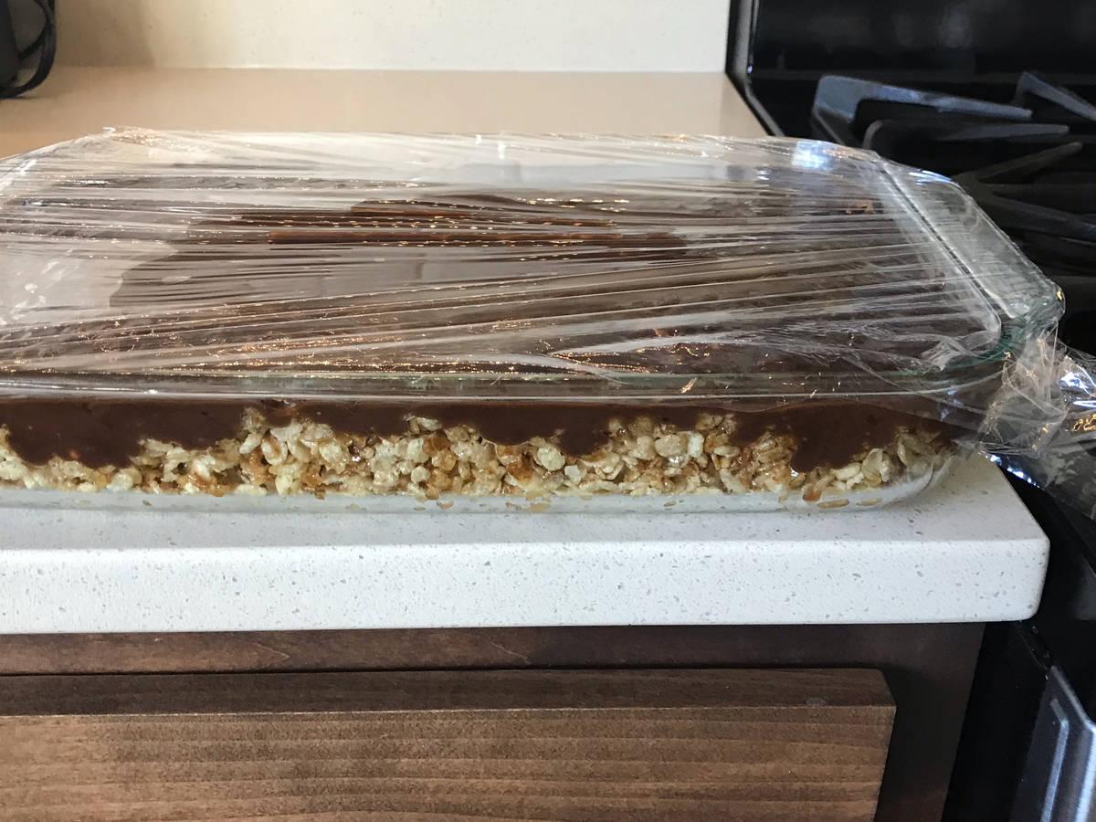 Scotheroo Bars-no corn syrup