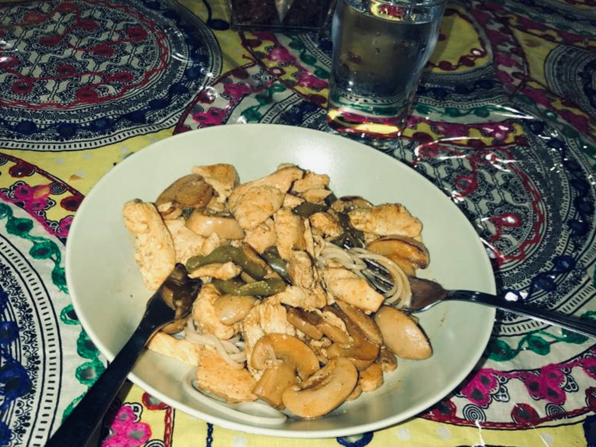 Kuwaiti chicken breast
