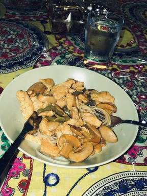 Kuwaiti chicken breast