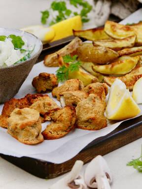 Fish'n Chips, vegan
