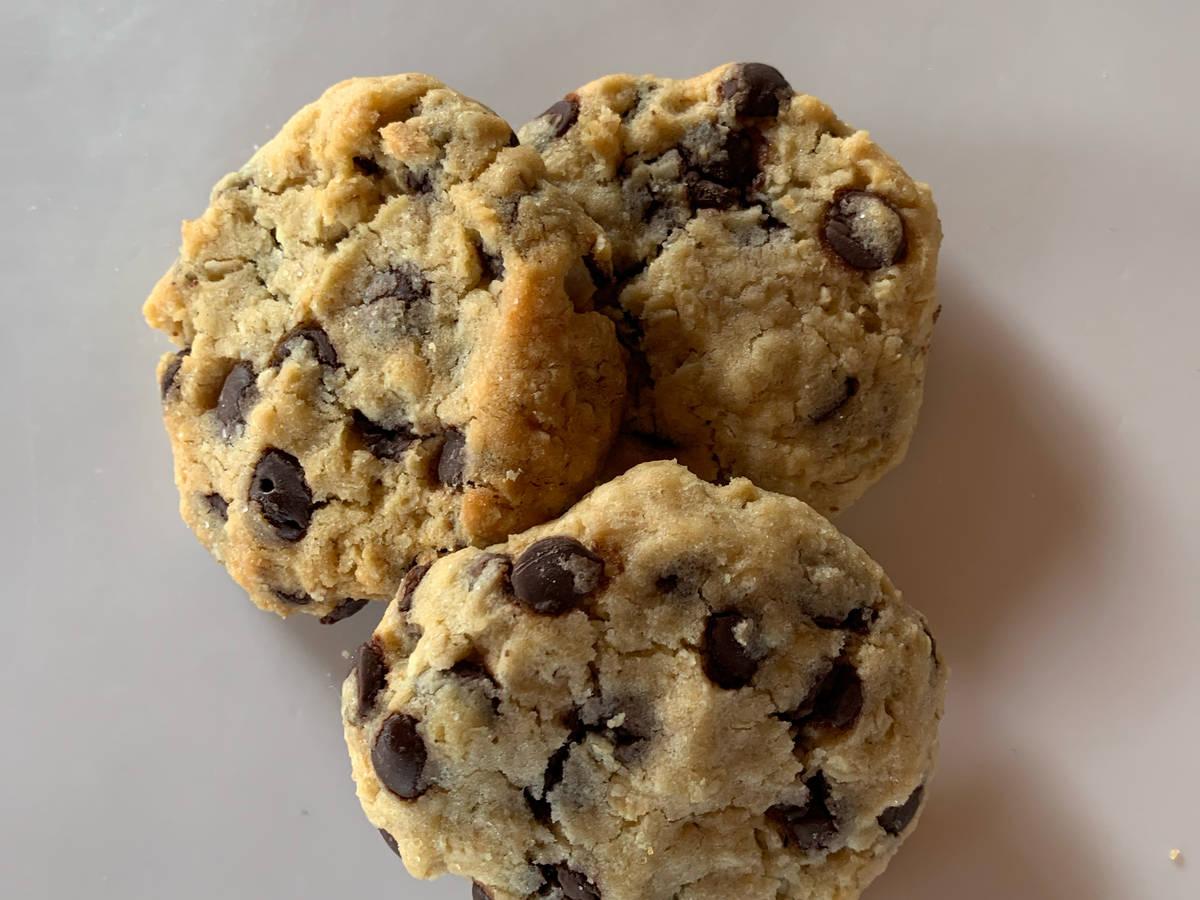 NZ Choc chip Cookie