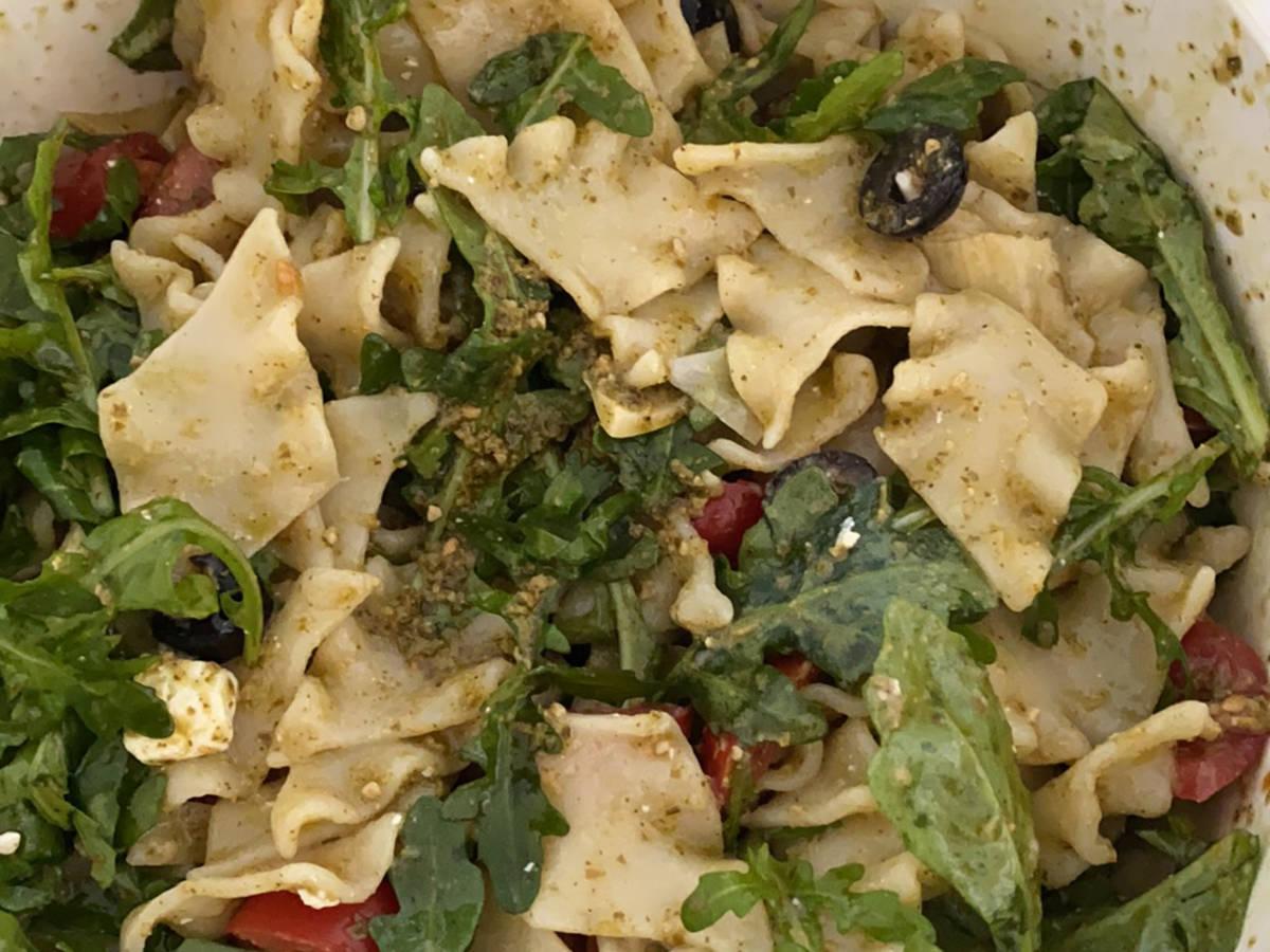 Pretty good pasta salad