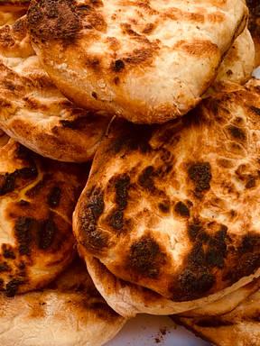 Grill Pita-Brot