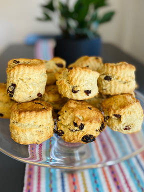 Traditional English Scones