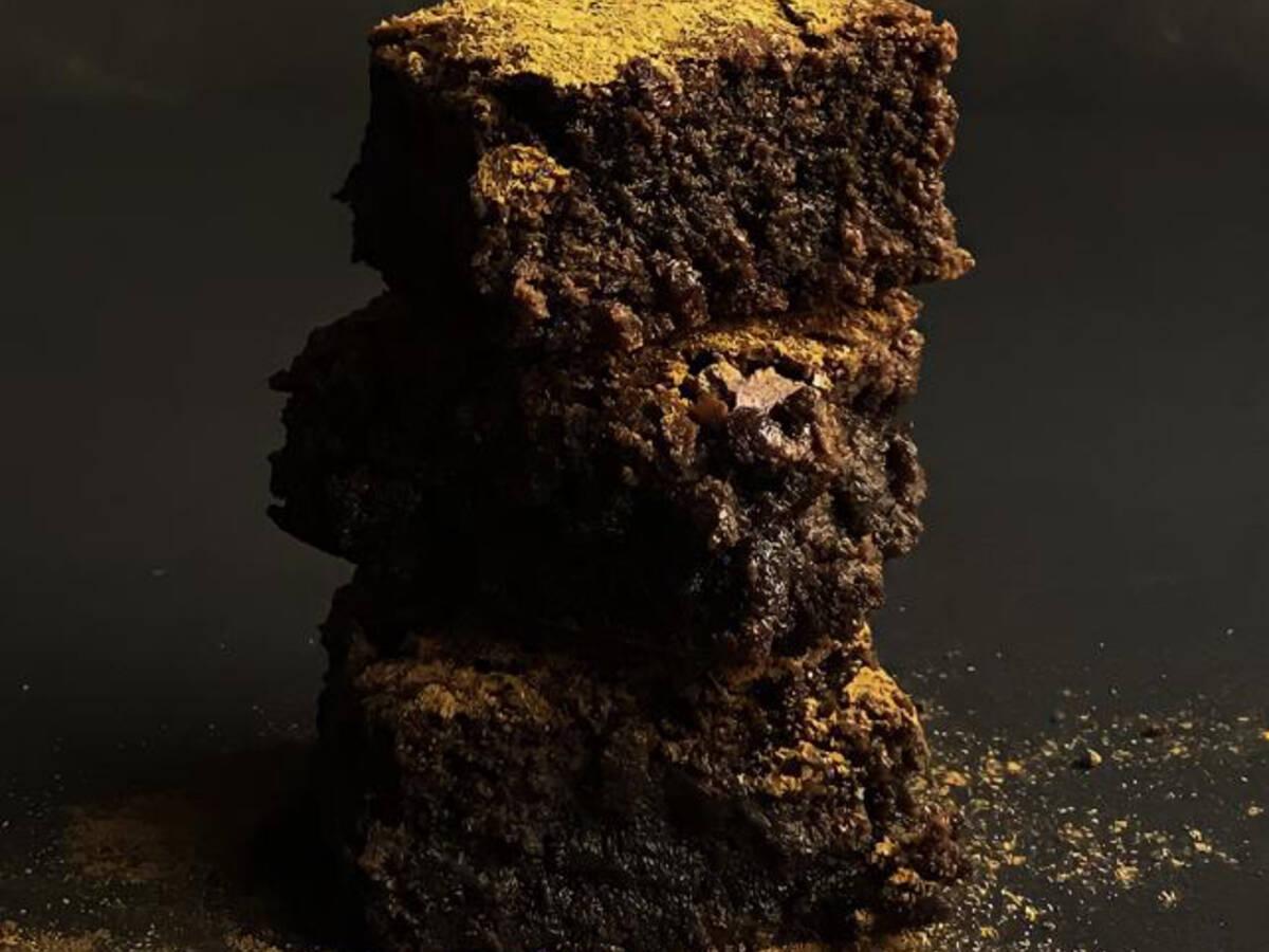 Indulgent Fudgy brownies