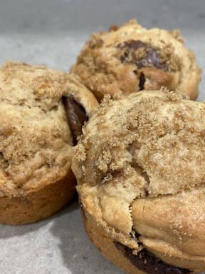 Dark Choc Expresso Muffins
