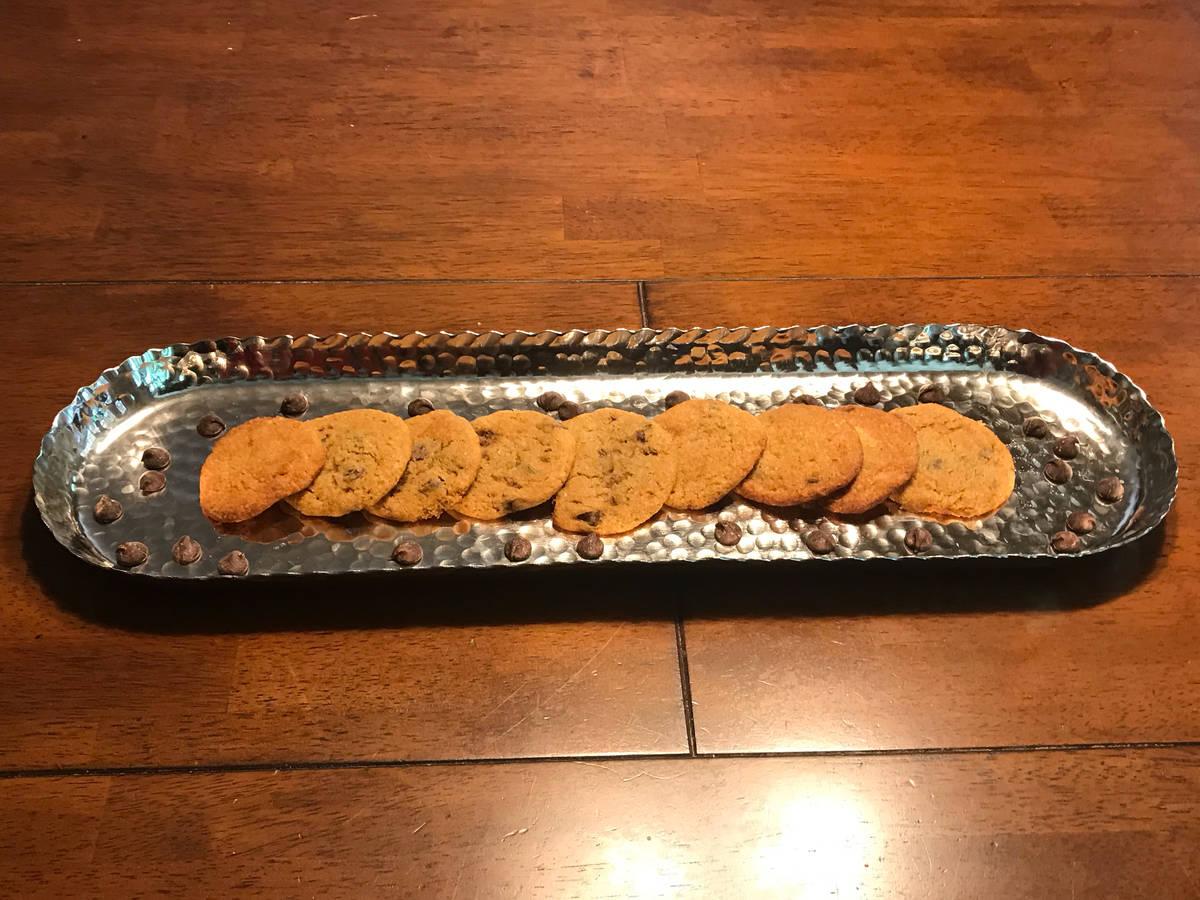Iris's perfecto cookies