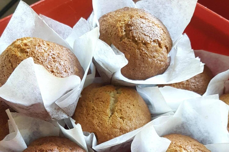 Healthy Oatmeal Muffin Recipe