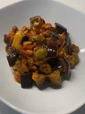 Eggplant Caponata 💜