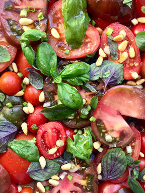 Tomaten Tarte Tatin