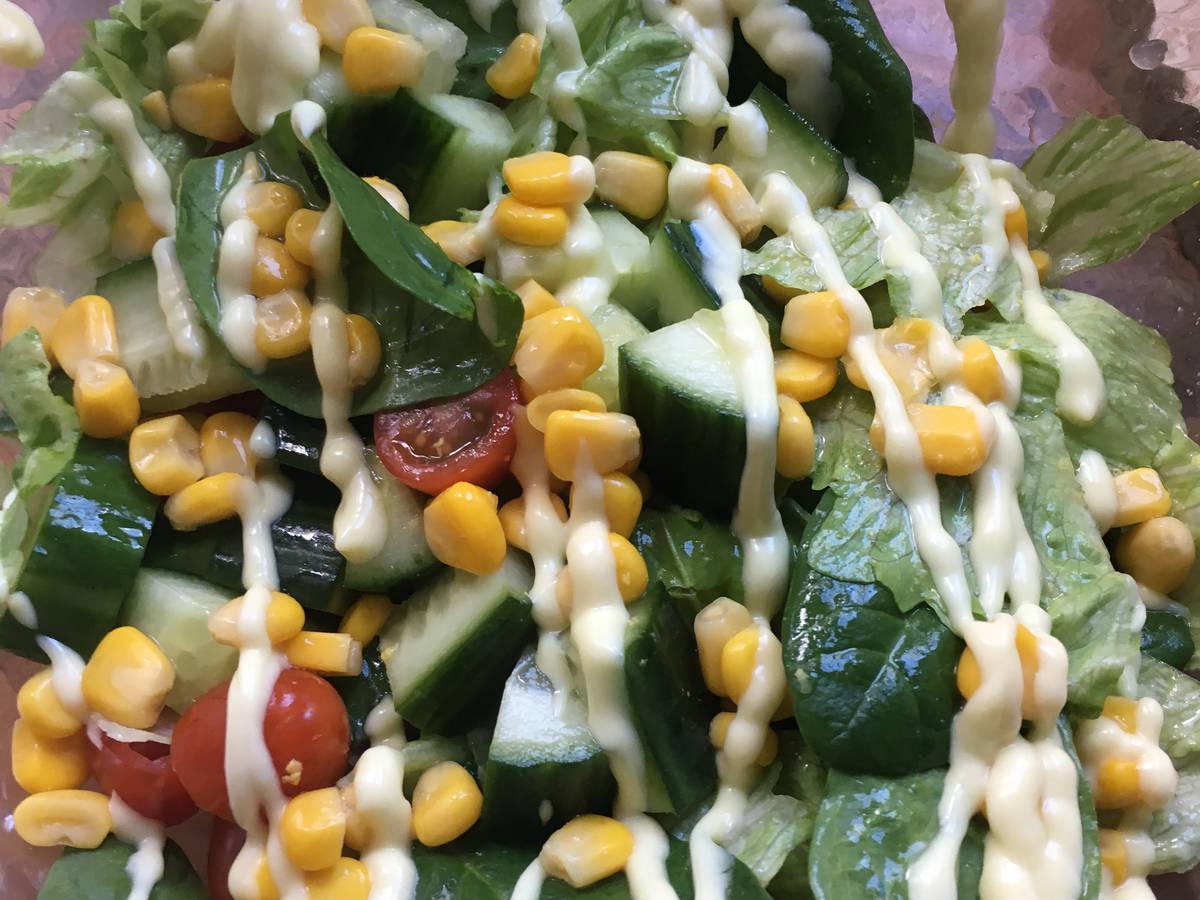Simple salad 🥗