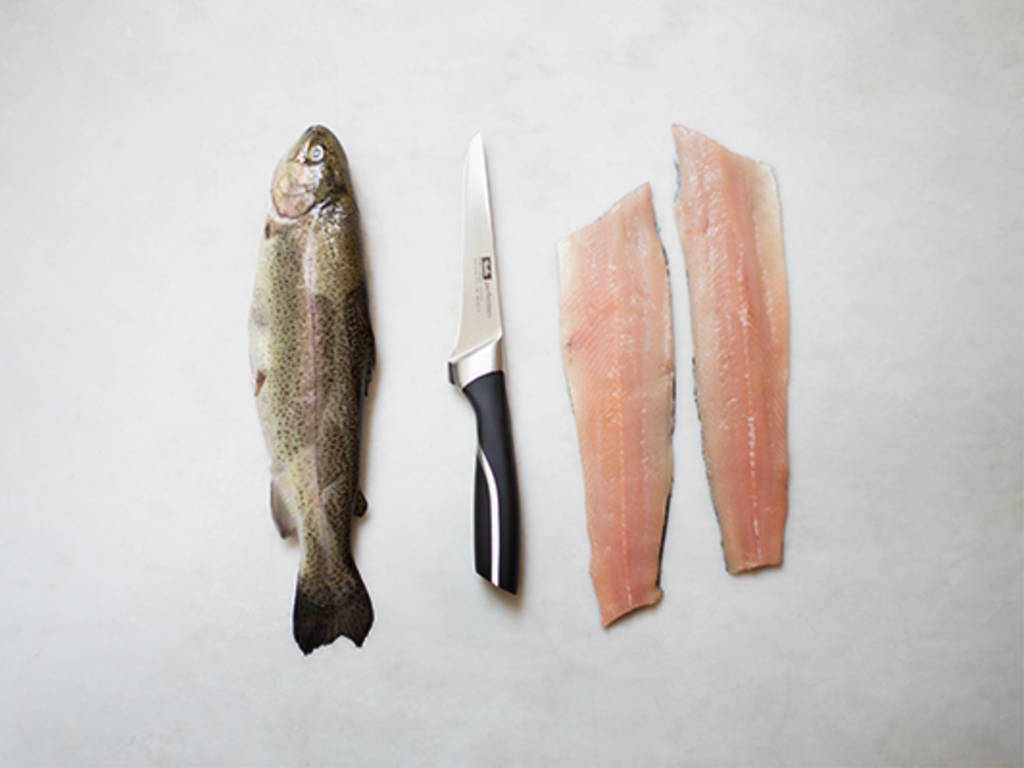 怎样来剔鱼片