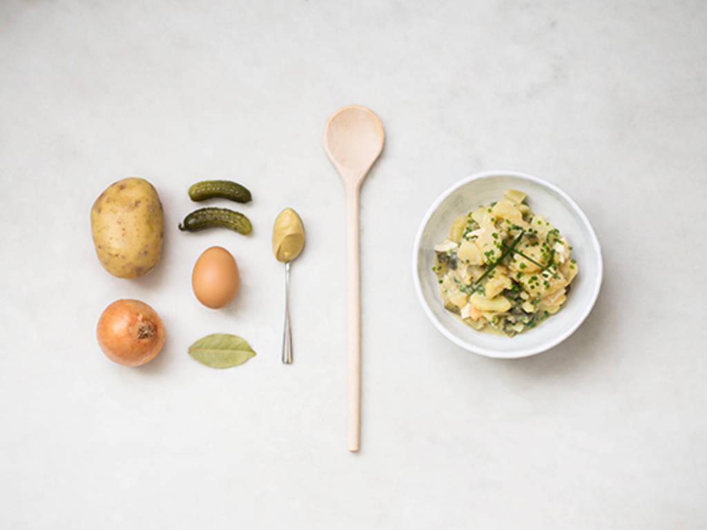 自制土豆沙拉