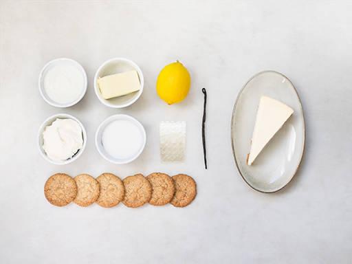简易免烤奶酪蛋糕