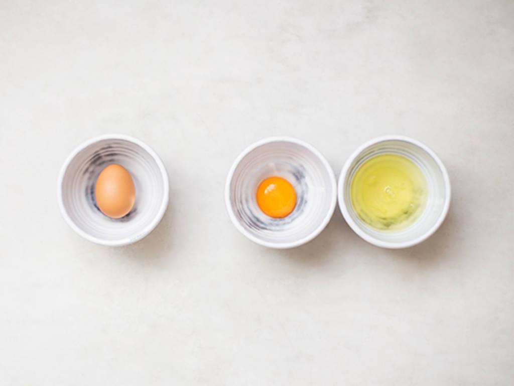 如何分离蛋黄与蛋清