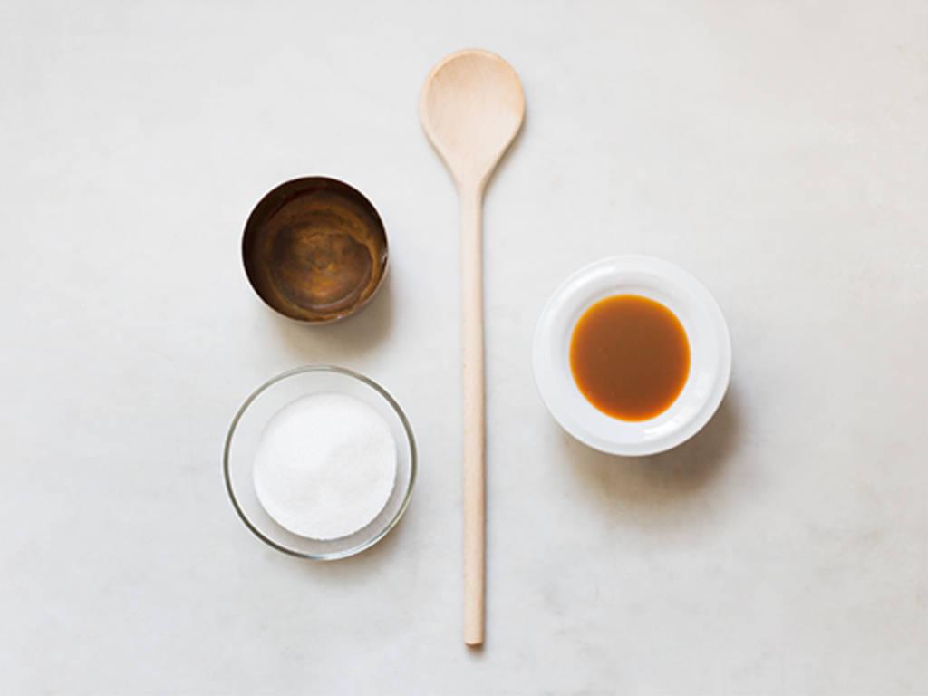 Zucker richtig karamellisieren