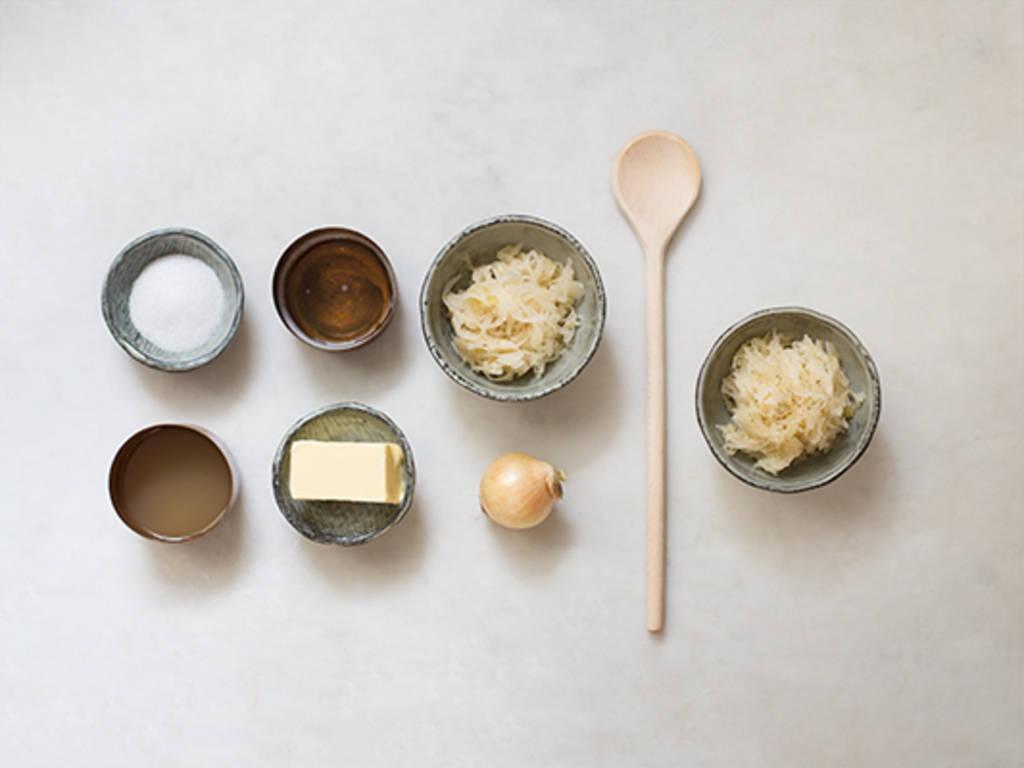 自制花式酸菜