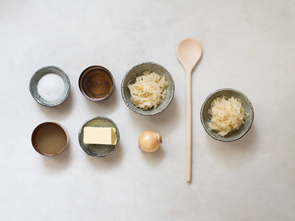 How to prepare sauerkraut