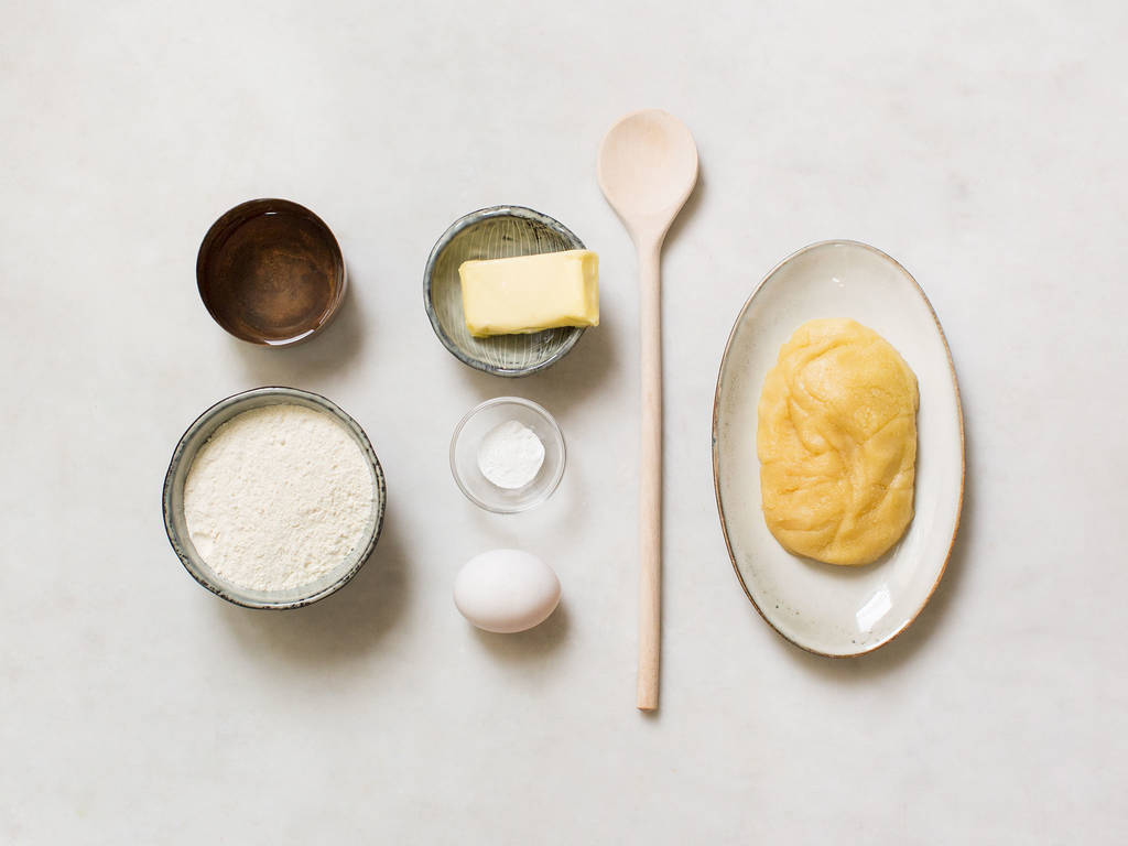 How to prepare choux pastry