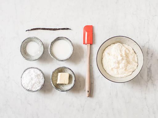 基础奶油霜