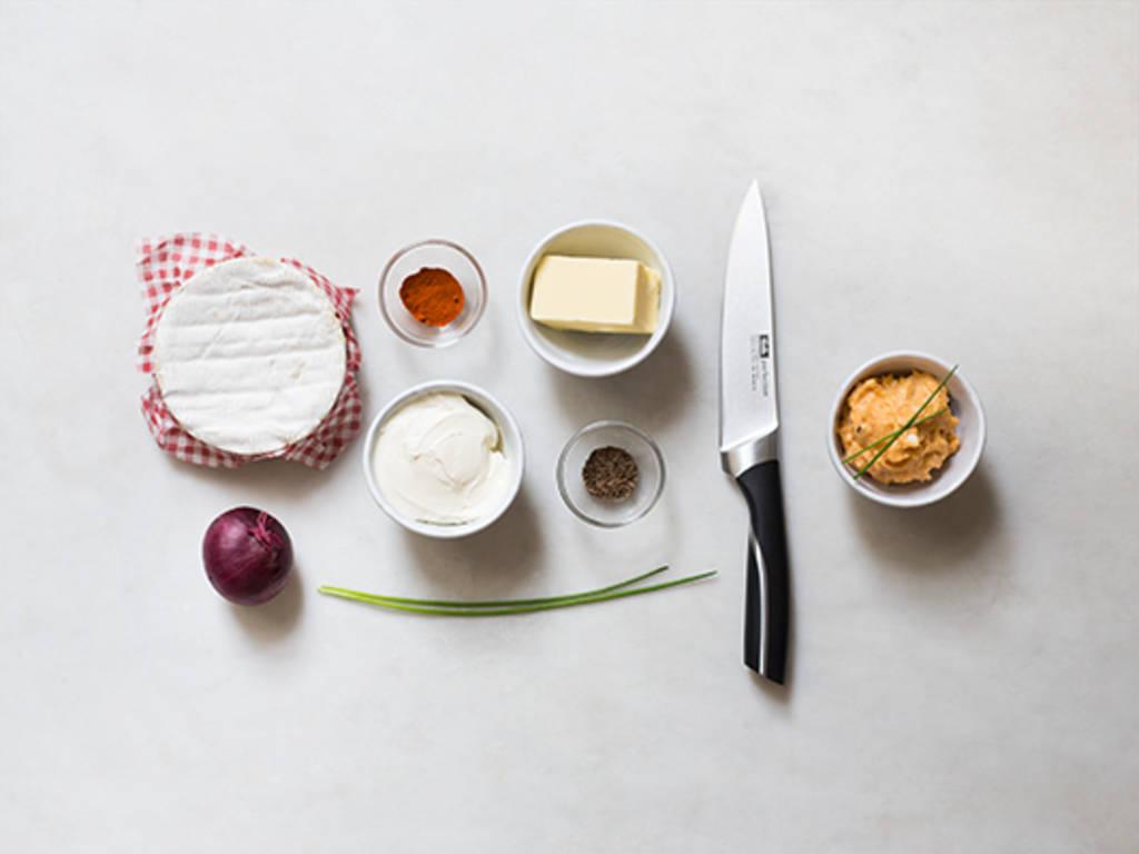自制巴伐利亚风味奶酪酱
