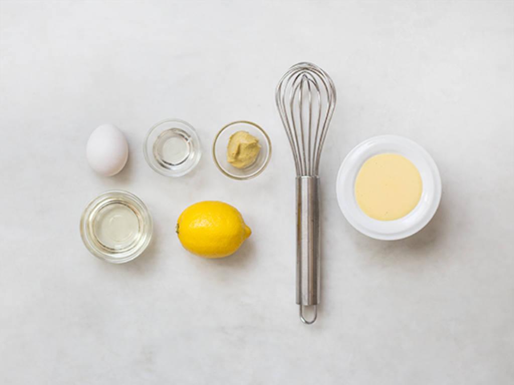 基本蛋黄酱
