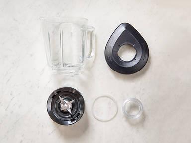 Mixer einfach reinigen