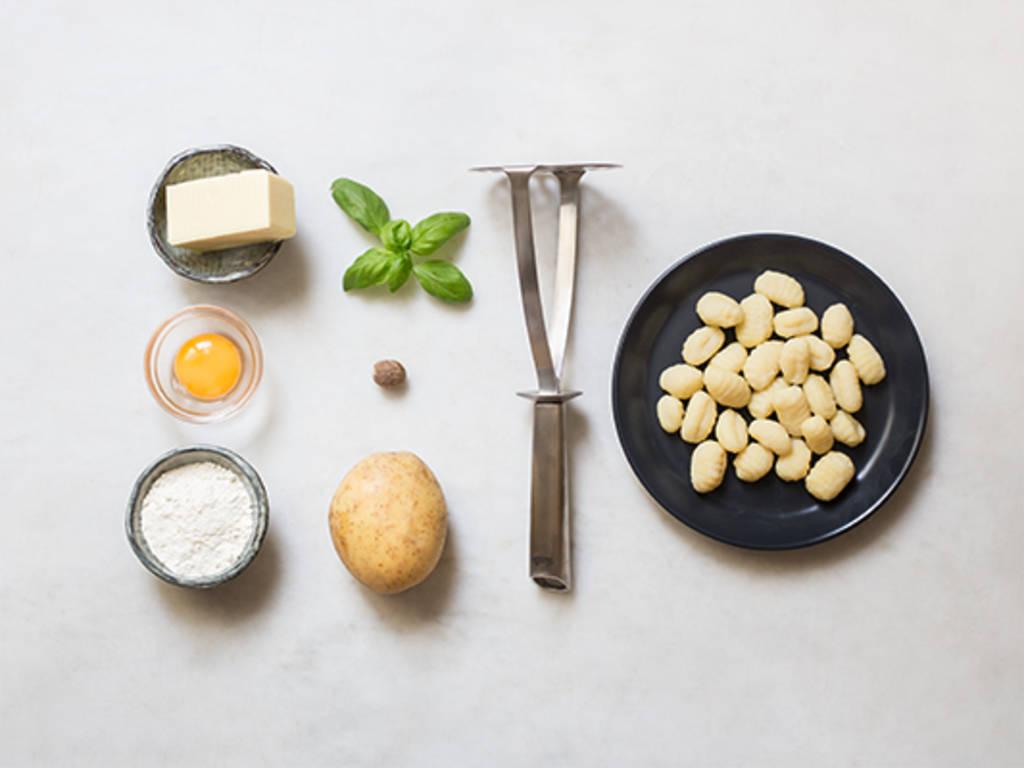 自制意大利土豆团