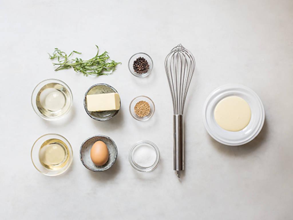 Hausgemachte Sauce Bernaise