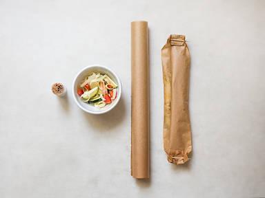 Päckchen für schonendes Garen