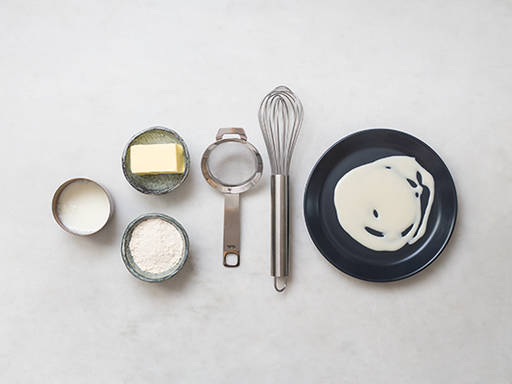 How to make an all-rounder roux