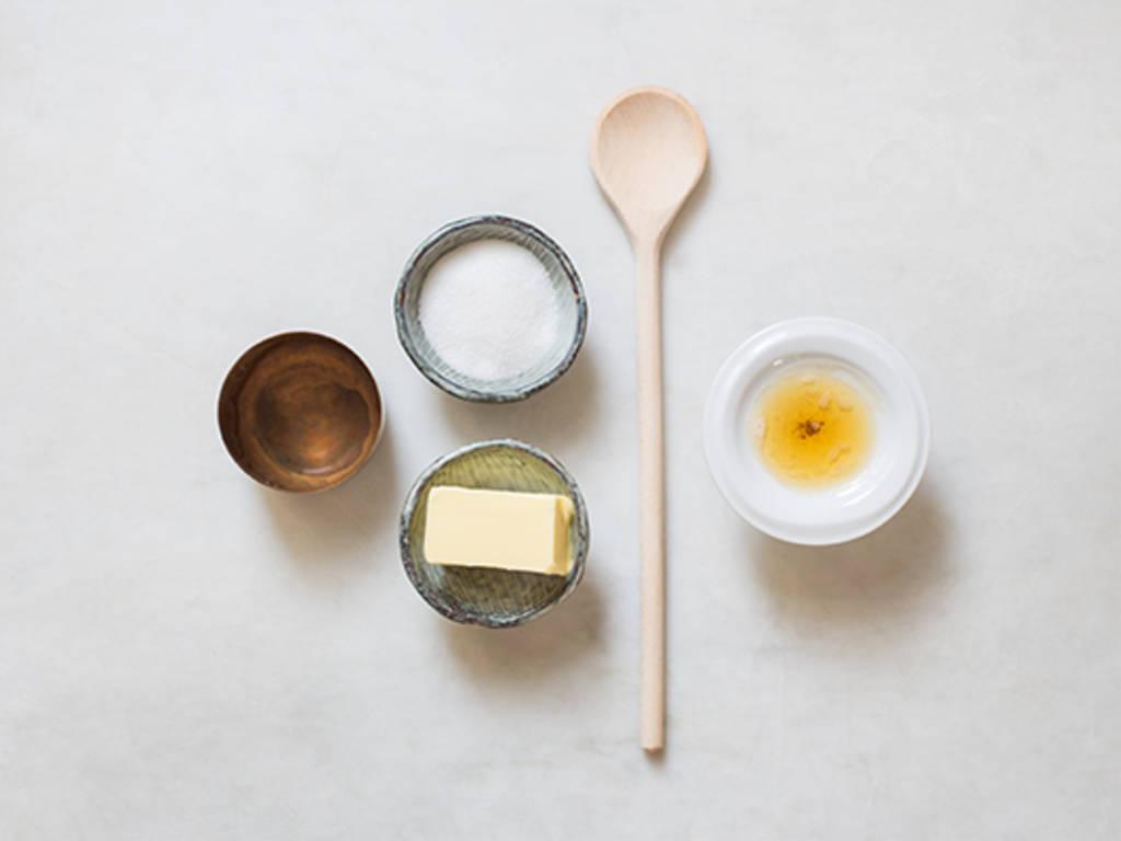Braune Butter zubereiten