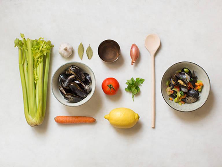 einfache bouillabaisse rezepte kitchen stories. Black Bedroom Furniture Sets. Home Design Ideas