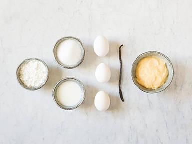 Perfect pastry cream