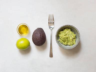 Einfache Guacamole
