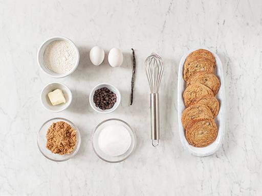 Perfekte Chocolate-Chip-Cookies