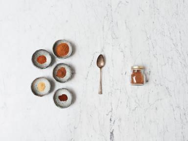 Hausgemachtes Pumpkin Spice