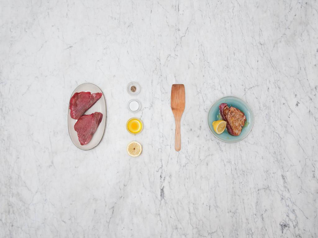 How to prepare tuna steaks