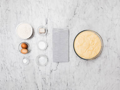 How to make yeast dough rise faster