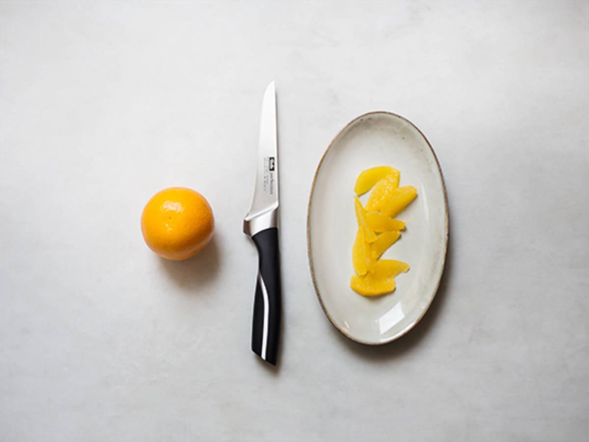 Orange richtig filetieren