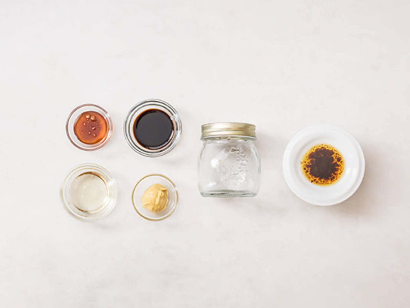 自制油醋沙司