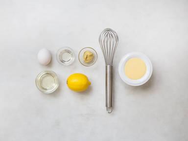 基础蛋黄酱