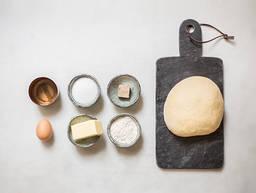 基础酵母面团