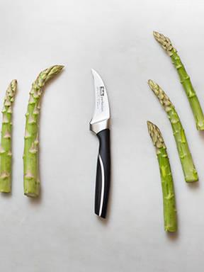 How to prepare green asparagus