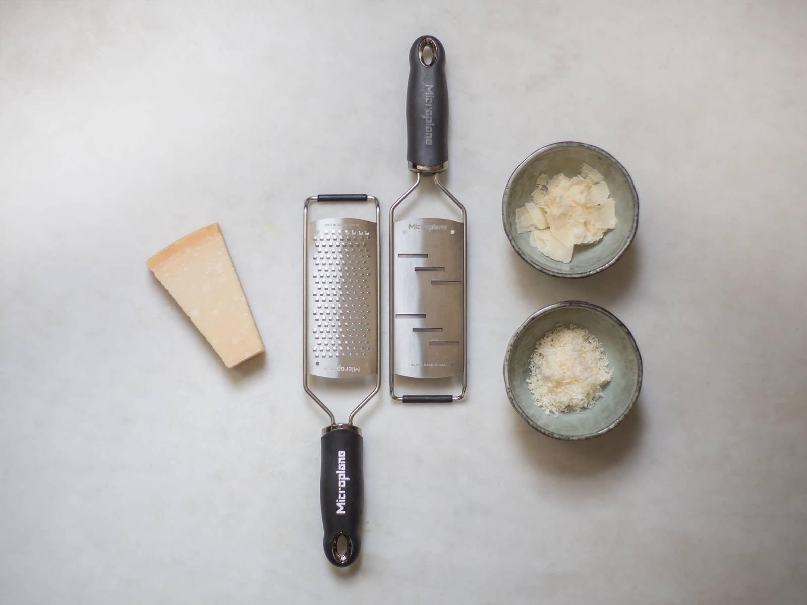 如何磨碎奶酪
