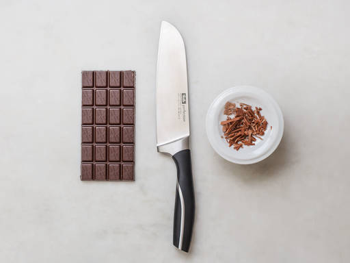 How to create chocolate shavings