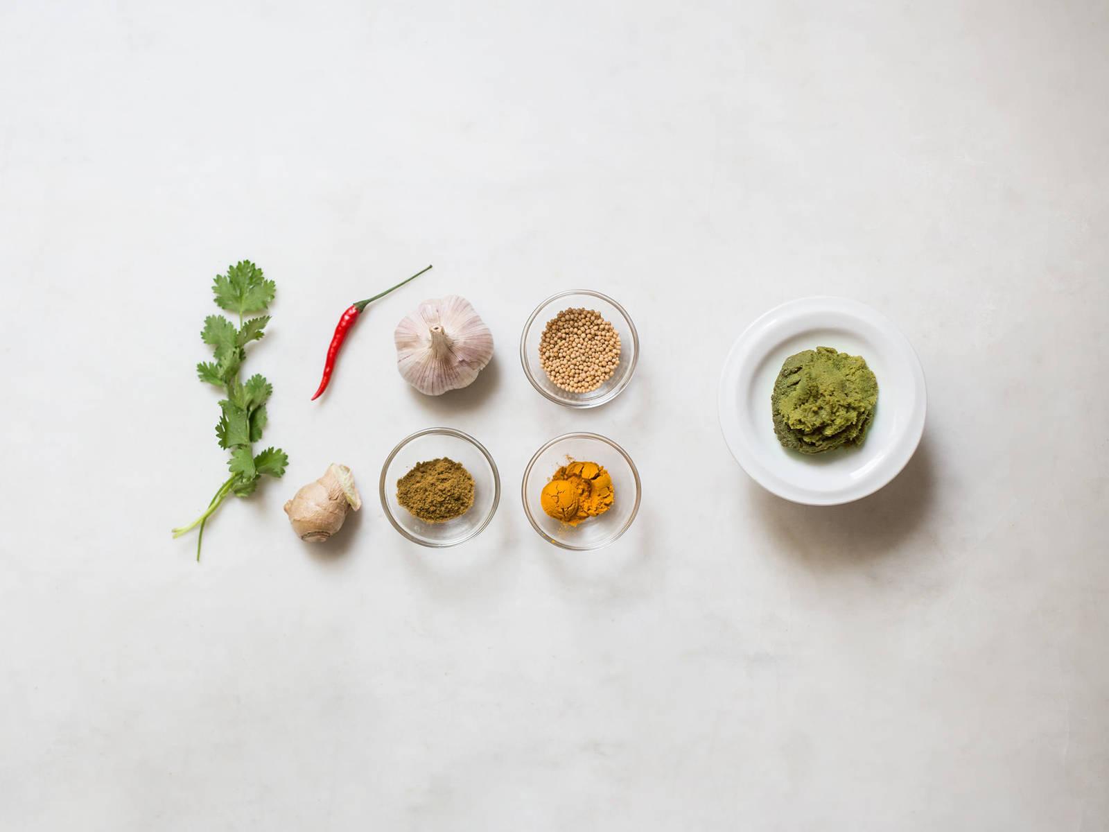 自制咖喱酱