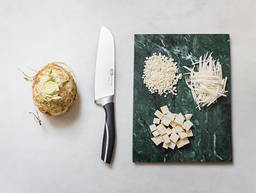 How to prepare celery root