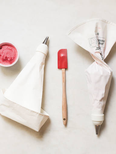 How To Fill Cake Decorating Bags : Cake - Categories - Kitchen Stories