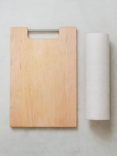How to secure a cutting board